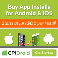 Buy App Installs | Buy Android Installs | Buy iOS Installs - Promote & Rank your App Cheap & Fast. Price Starts at Just $0.08 per Install/Open.