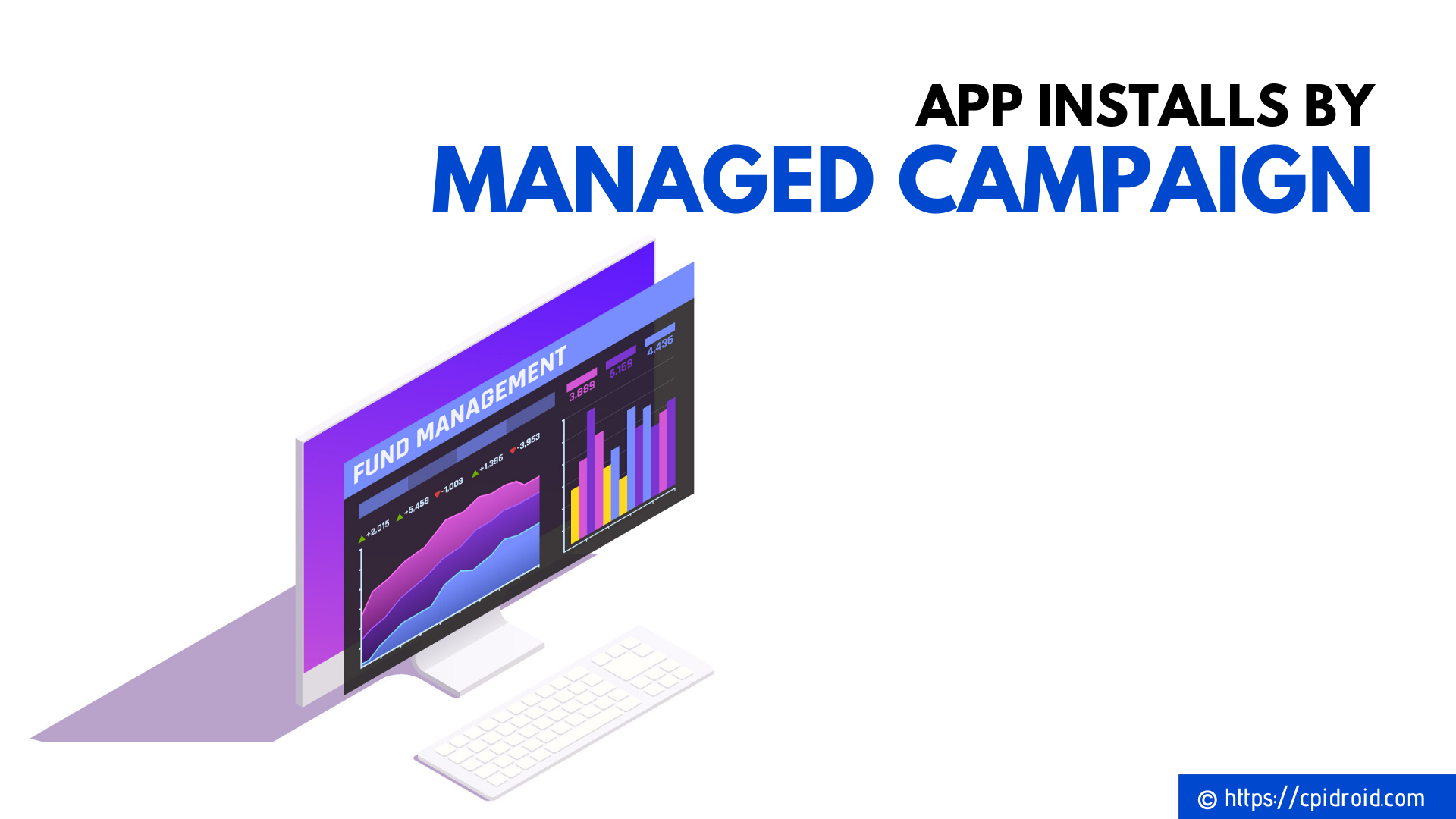 App Installs by Managed Campaign