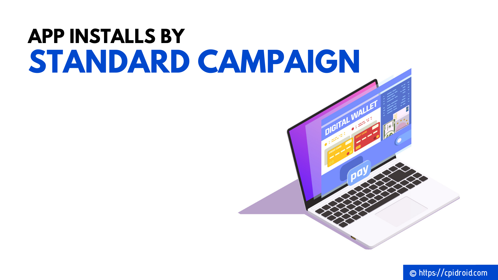 App Installs by Standard Campaign